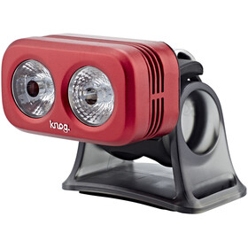 Knog Blinder Road 250 - Luces para bicicleta - LED blanco rojo/transparente